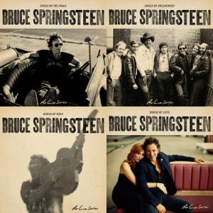Bruce Springsteen – The Live Series: Songs of Hope and More