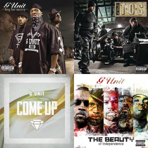 To g-unit records artists signed Young Money