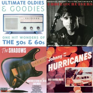 Surf-Music of the 50's & 60's Playlist