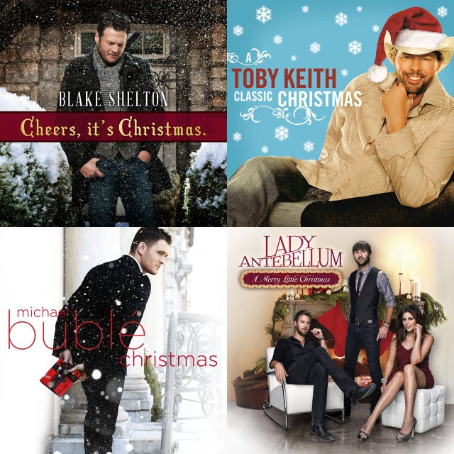 Blake Shelton Cheers Its Christmas.Blake Shelton Cheers It S Christmas On Spotify