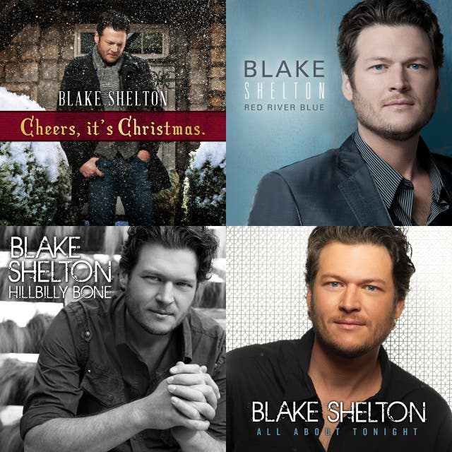 Blake Shelton Cheers Its Christmas.Blake Shelton On Spotify