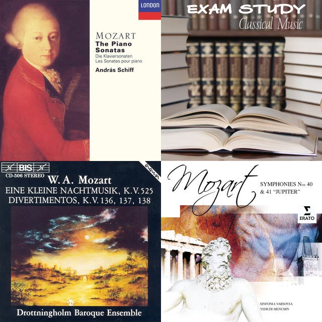 MOZART for STUDY - Stay in the Zone with music for focus