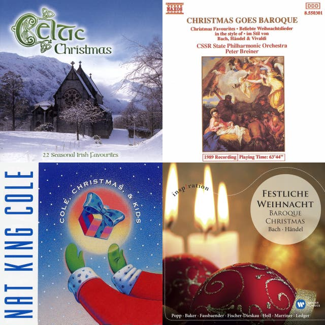 Nat King Cole Weihnachtslieder.A Tasteful Christmas On Spotify