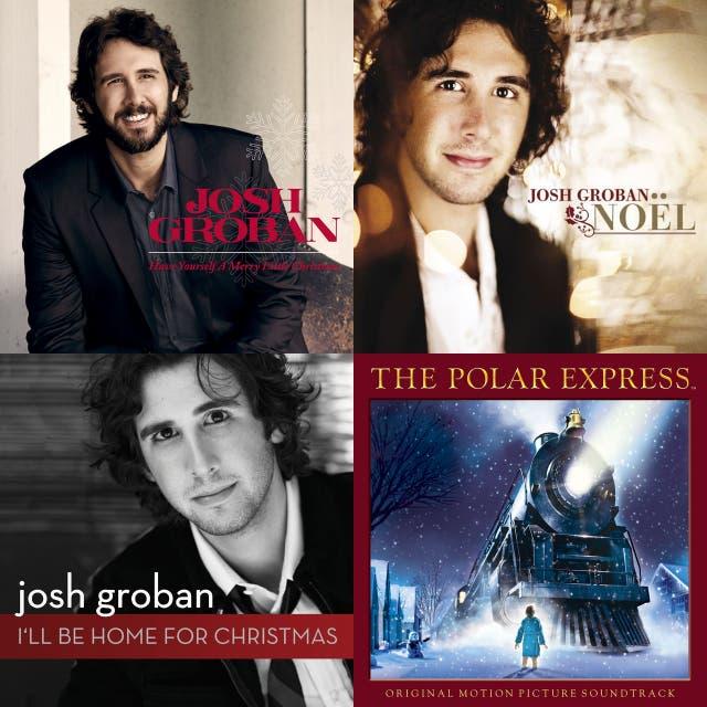 Josh Groban Christmas.Josh Groban Christmas On Spotify