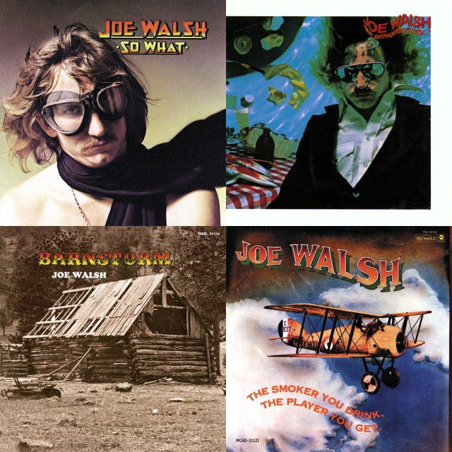 Jamo - Joe Walsh – Best of on Spotify