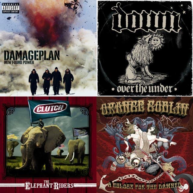 Blues Rock/Stoner/Southern/Sludge Metal etc on Spotify