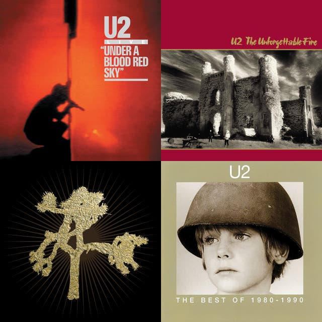 U2 – Discografia Completa! on Spotify