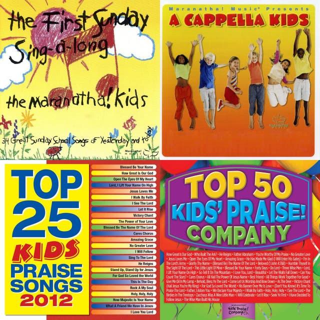 Kid's Worship Songs on Spotify