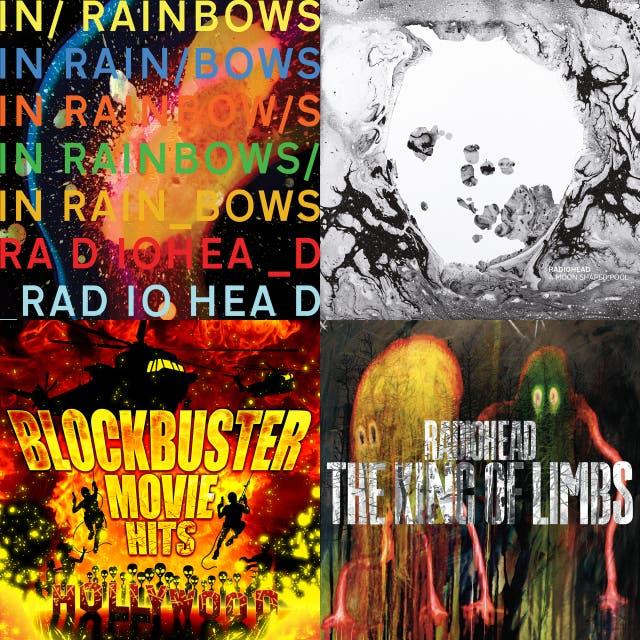 Radiohead-Orgie
