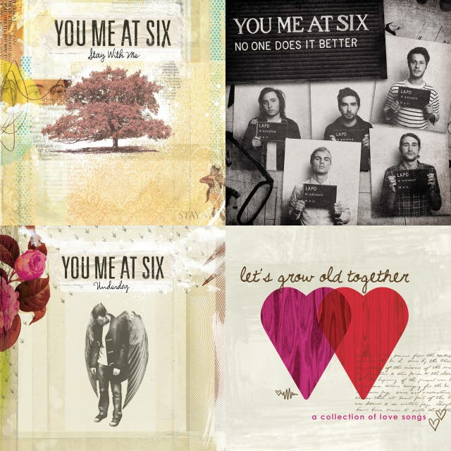 you me at 6 old songs