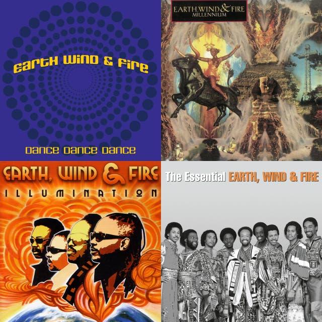 EARTH, WIND & FIRE on Spotify