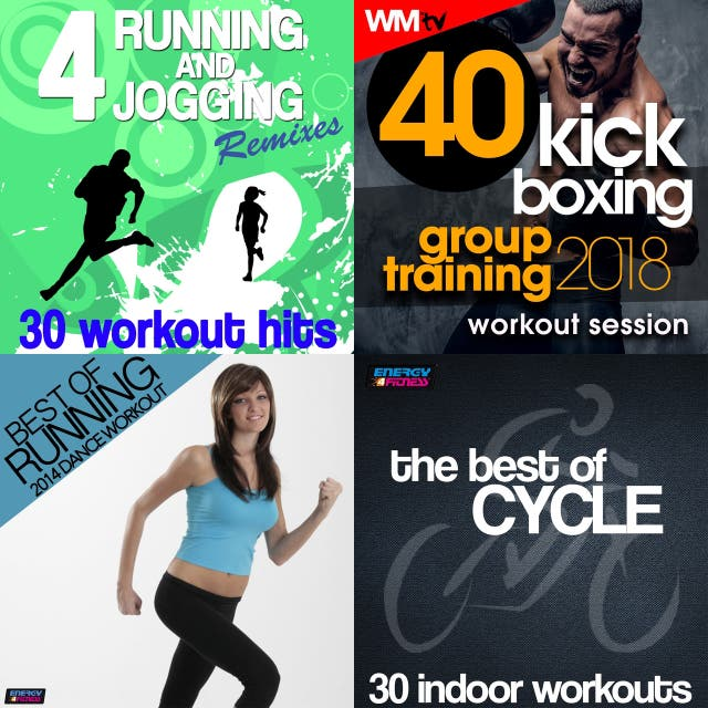 Various Artists – 50 Top Songs for Hard Runners 140/170 BPM