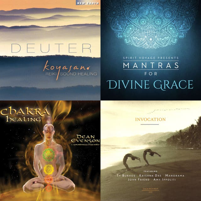 MUSIC FOR THE SOUL on Spotify