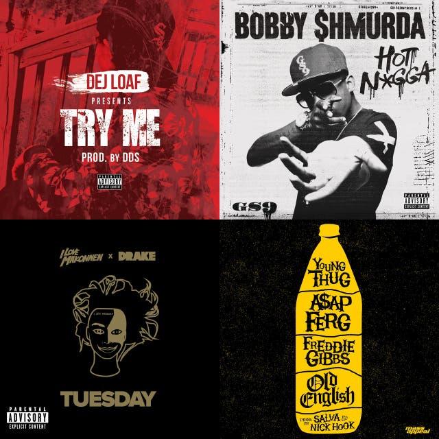 DJ Nyce Hottest Rap/R&B Club Tracks on Spotify