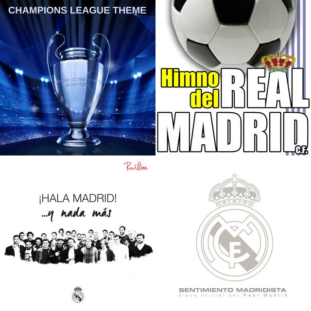 5662219d5243c Real Madrid C.F. on Spotify