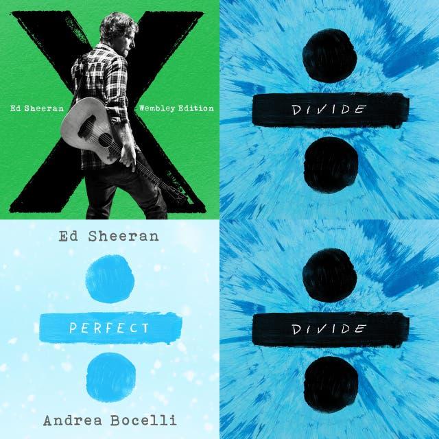 Ed Sheeran 5+X÷ on Spotify