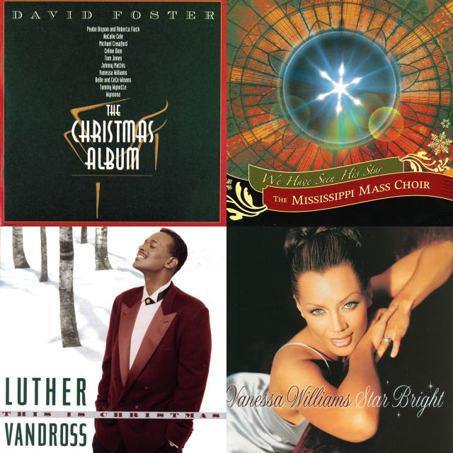 Luther Vandross With A Christmas Heart.With A Christmas Heart On Spotify