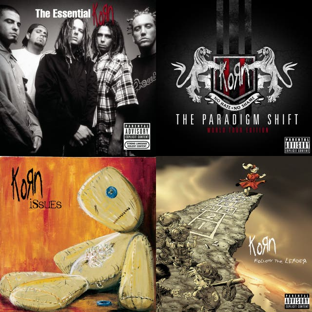 Nothing But Korn on Spotify