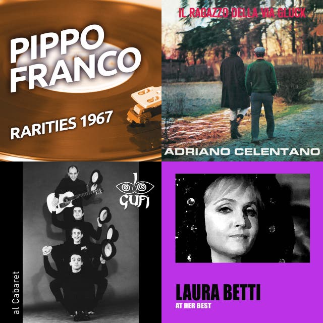 Riso in Italy, dal cabaret alla TV playlist