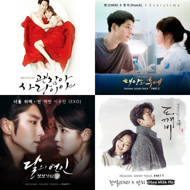 EXO : Korean OST on Spotify