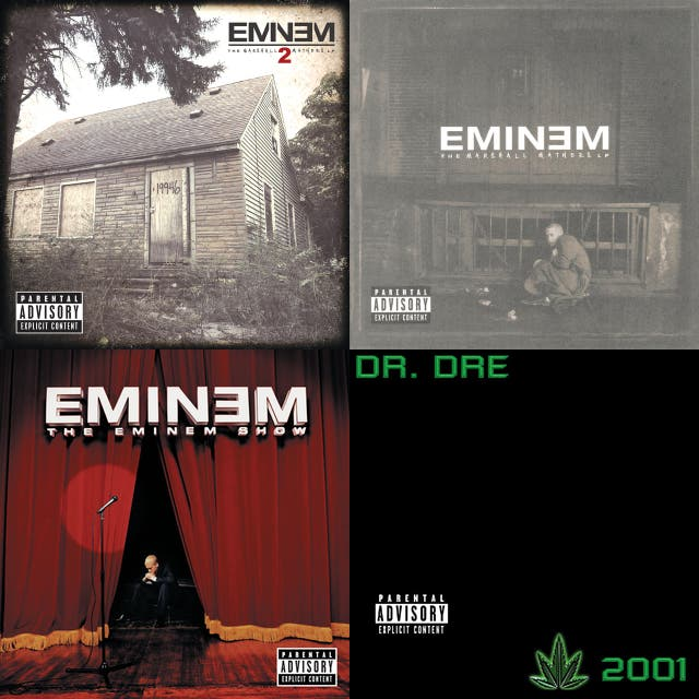 24 Of The Top Eminem Workout Songs on Spotify