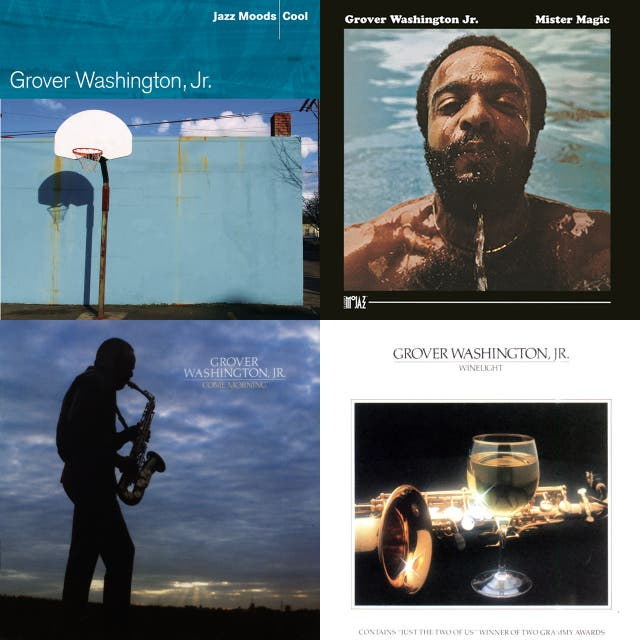 Grover Washington Jr Winelight On Spotify