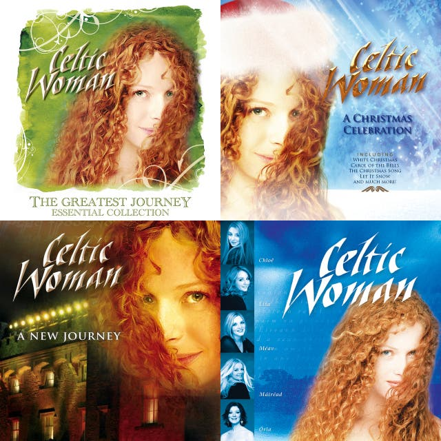 Celtic Woman Christmas.Celtic Women Christmas On Spotify