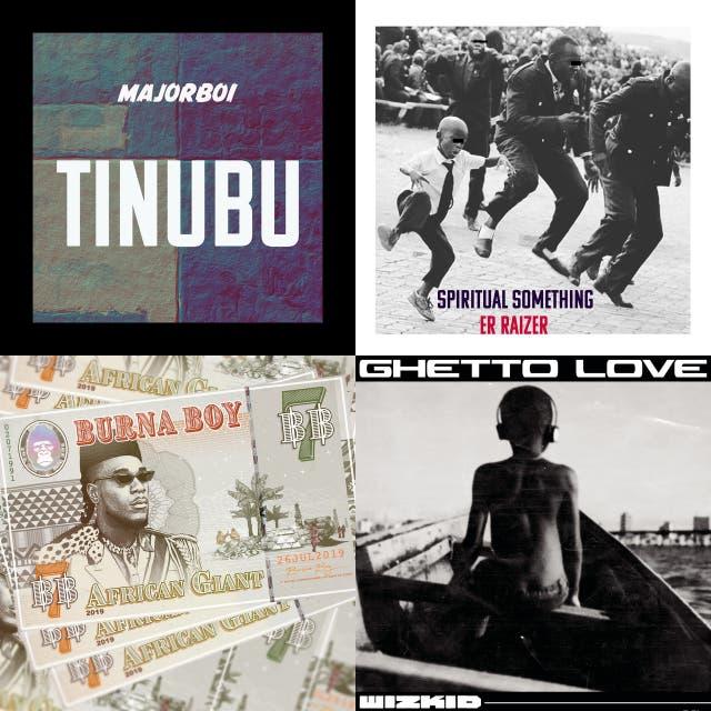 GHETTO LOVE POP AFRO | NAIJA MUSIC - DAVIDO - BURNA BOY