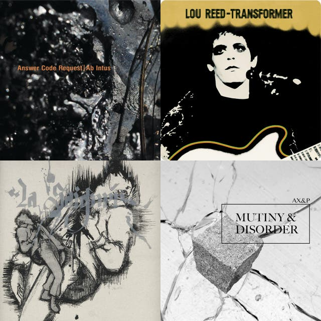 Lou Reed — Transformer on Spotify