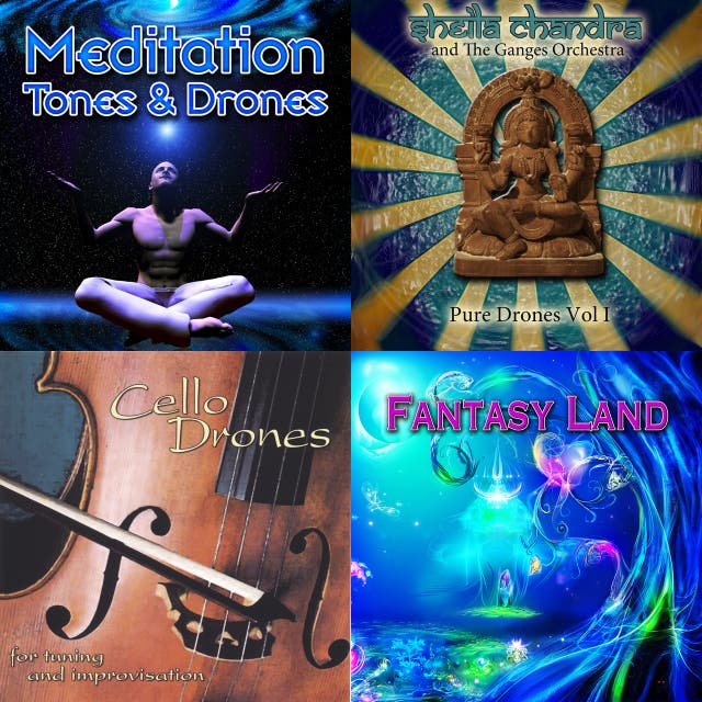 Musician's Practice Partner – Cello Drones For Tuning And