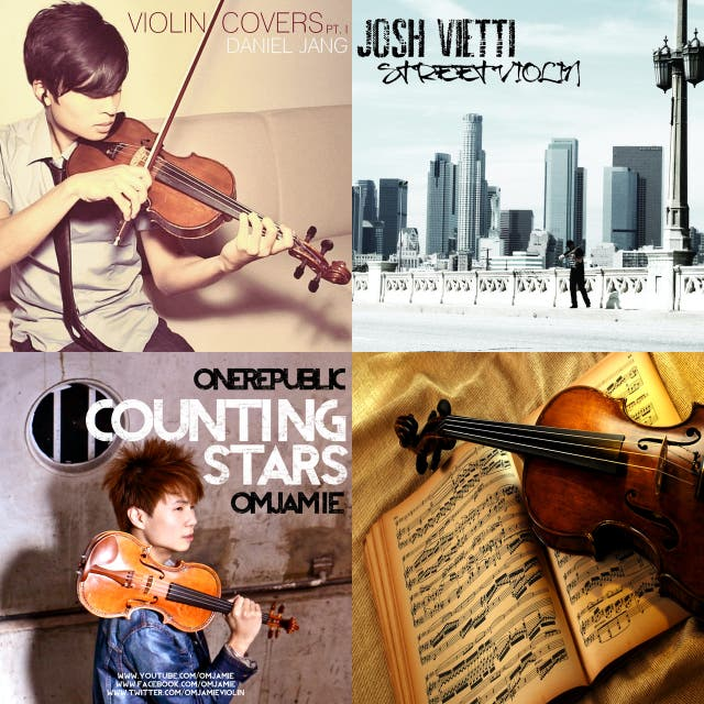 electric violin on Spotify