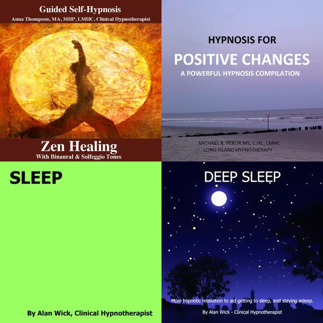 Sleep Hypnosis on Spotify