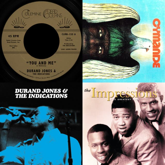 Durand Jones & The Indications on Spotify