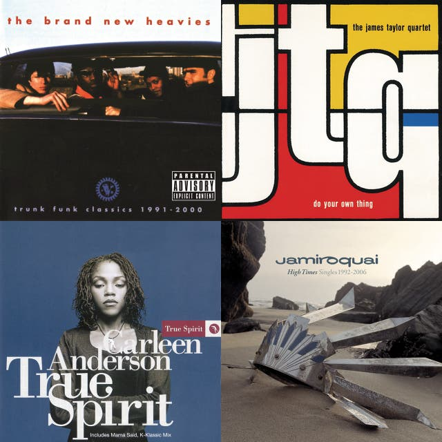 Tommo's Acid Jazz Funky Soul on Spotify