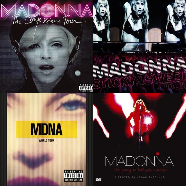 Madonna - LIVE!
