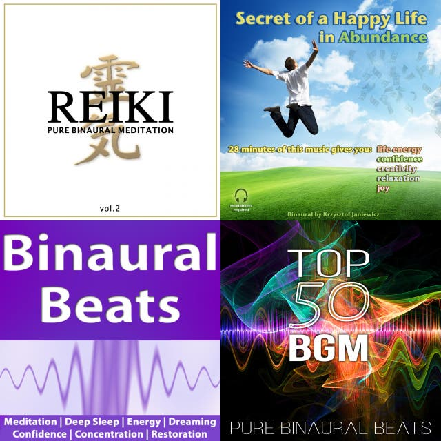 For Energy Boost - Gamma Binaural Beats on Spotify