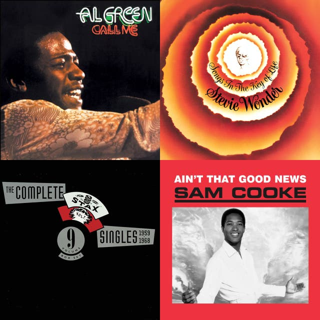 Top 100 Soul Songs on Spotify
