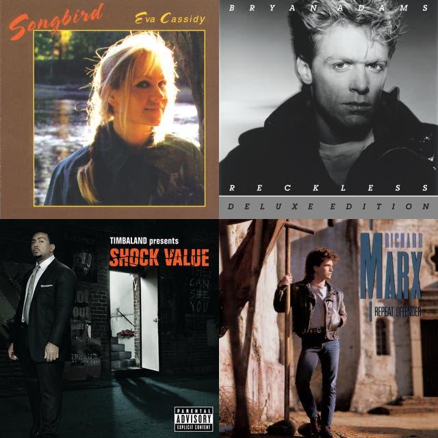 Bryan Adams - Absolute Love Songs on Spotify
