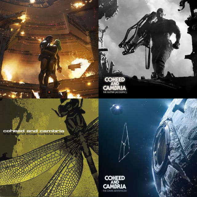 ProgHeed - Coheed and Cambria's Most Progressive Jams on Spotify