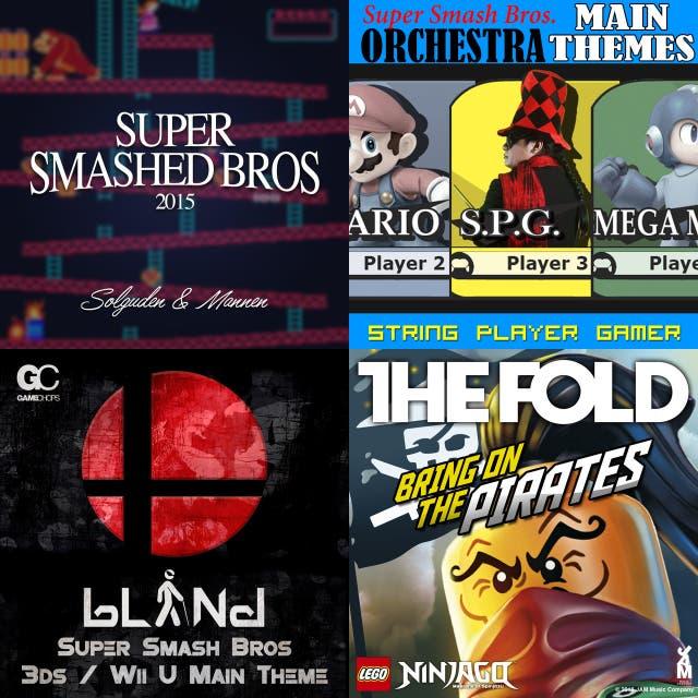 Super Smash Bros Wii U & 3DS Main Theme Remix – GameChops on