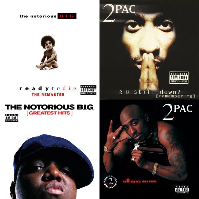 Tupac vs Biggie - Keith N Kari Pierce