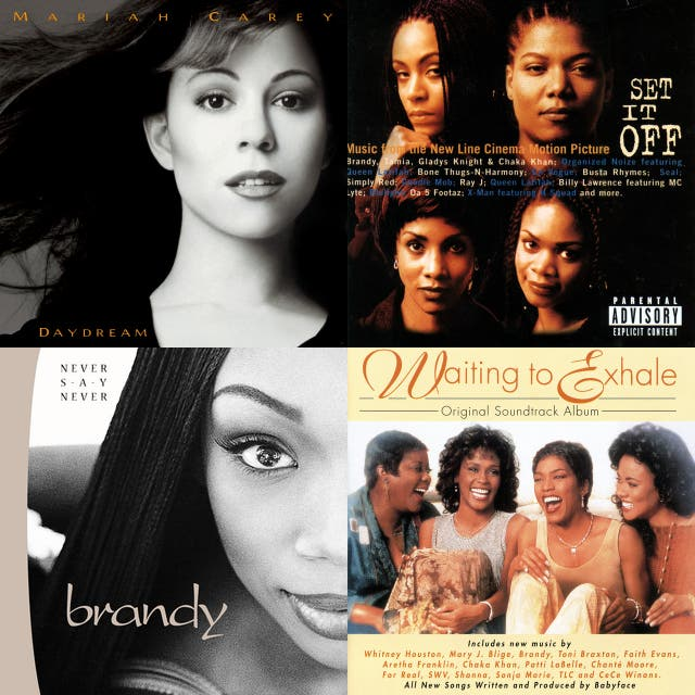 Missing You - Explicit Soundtrack – Brandy, Tamia, Gladys