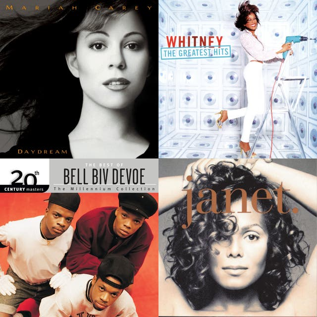 VH1's 40 Greatest R&B Songs Of The 90s on Spotify