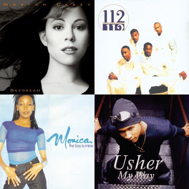 Valentine's Day: '90s R&B Slow Jams Playlist on Spotify