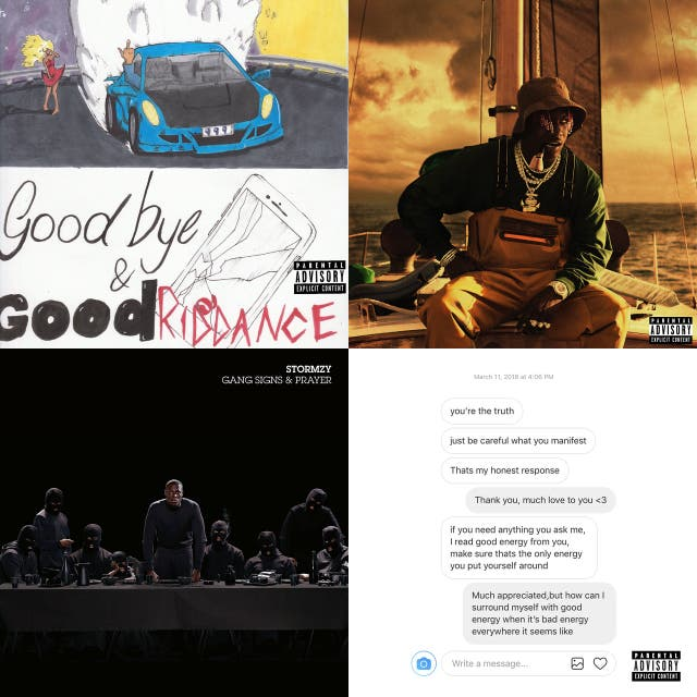 The Z list on Spotify