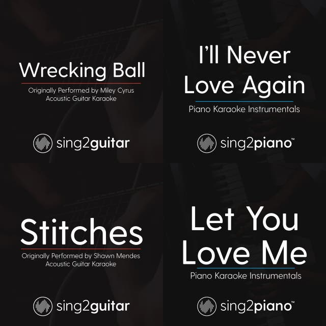 Wrecking Ball (Originally Performed By Miley Cyrus) - Acoustic