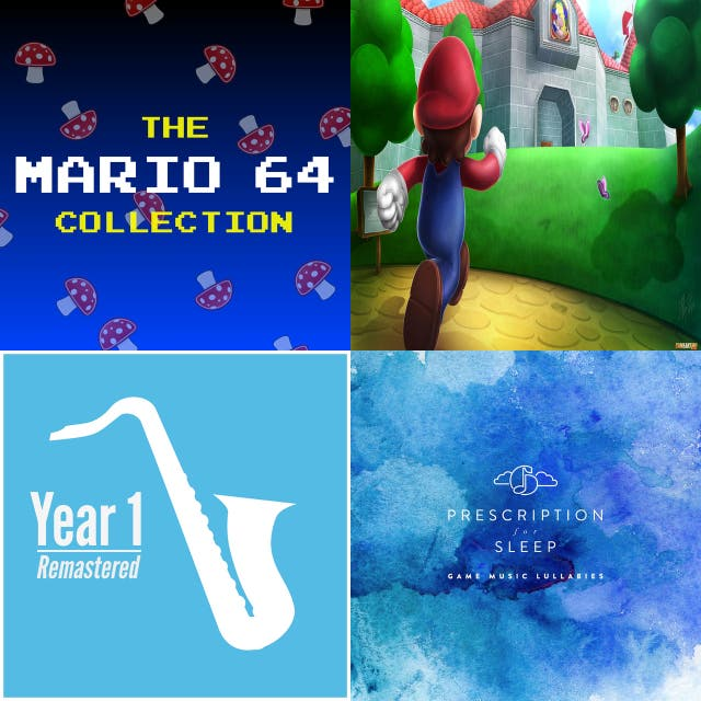 Relaxing Video Game Music on Spotify