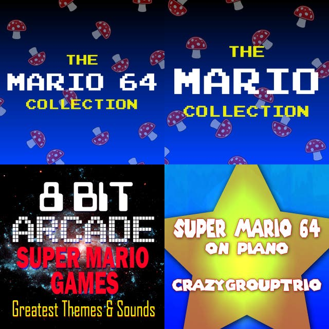 MARIO EP SOUNDTRACK on Spotify
