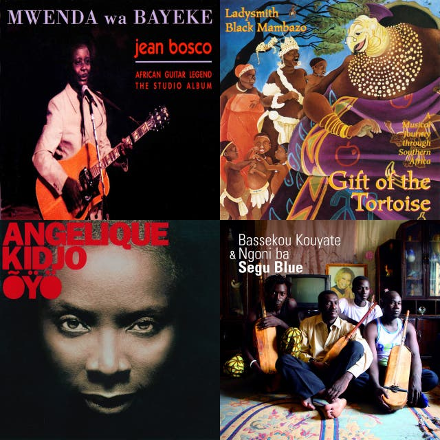 Various Artists – Rough Guide To African Lullabies on Spotify