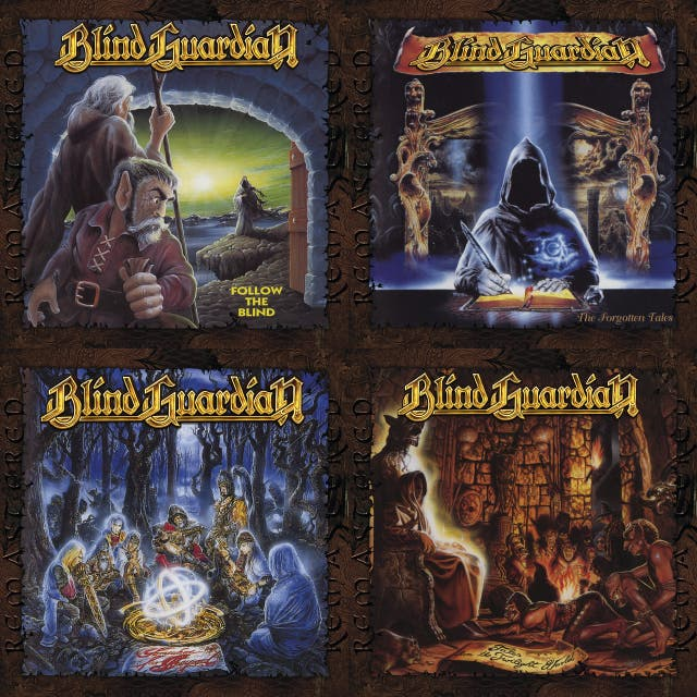 Blind Guardian Discography | Newton Nitro on Spotify